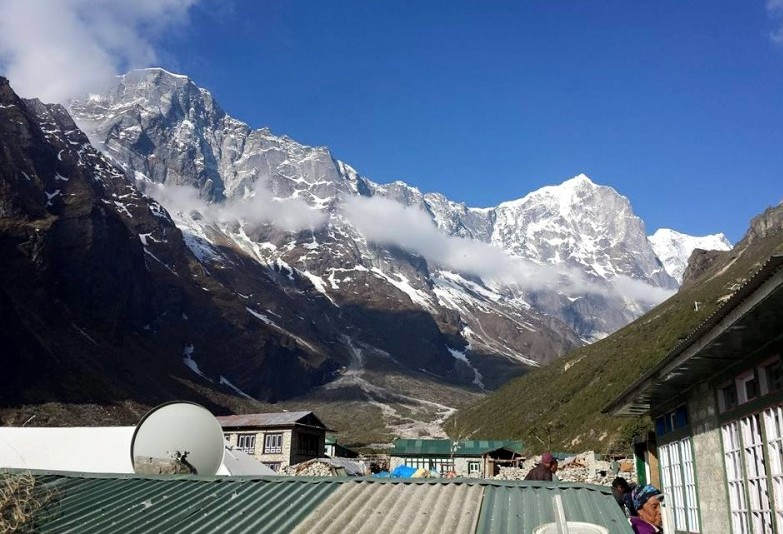 Everest Region (Nepal) Nepal  city photo : Thame village in the Everest region visited by Devin Corboy for ...
